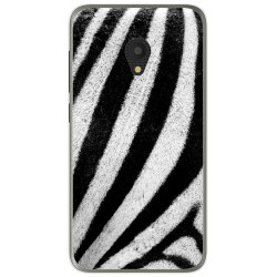 Funda Gel Tpu para Alcatel U5 (4G) / Orange Rise 52 diseño Animal 02 Dibujos