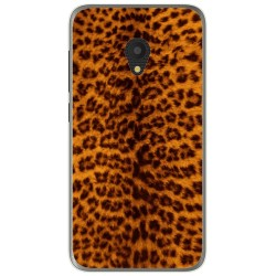 Funda Gel Tpu para Alcatel U5 (4G) / Orange Rise 52 diseño Animal 03 Dibujos