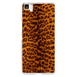 Funda Gel Tpu para Bq Aquaris M5 diseño Animal 03 Dibujos
