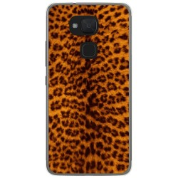 Funda Gel Tpu para Bq Aquaris V / VS diseño Animal 03 Dibujos