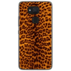 Funda Gel Tpu para Bq Aquaris V Plus / VS Plus diseño Animal 03 Dibujos