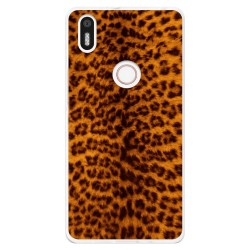 Funda Gel Tpu para Bq Aquaris X5 Plus diseño Animal 03 Dibujos