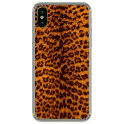 Funda Gel Tpu para Iphone  X / Xs diseño Animal 03 Dibujos
