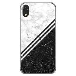 Funda Gel Tpu para Iphone Xr diseño Mármol 01 Dibujos