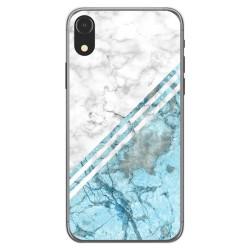Funda Gel Tpu para Iphone Xr diseño Mármol 02 Dibujos