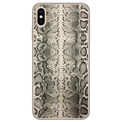 Funda Gel Tpu para Iphone Xs Max diseño Animal 01 Dibujos