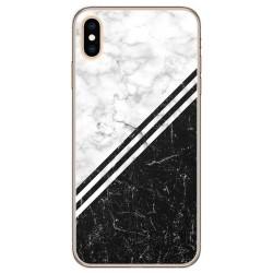 Funda Gel Tpu para Iphone Xs Max diseño Mármol 01 Dibujos