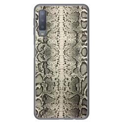 Funda Gel Tpu para Samsung Galaxy A7 (2018) diseño Animal 01 Dibujos