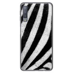 Funda Gel Tpu para Samsung Galaxy A7 (2018) diseño Animal 02 Dibujos