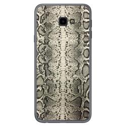 Funda Gel Tpu para Samsung Galaxy J4+ Plus diseño Animal 01 Dibujos