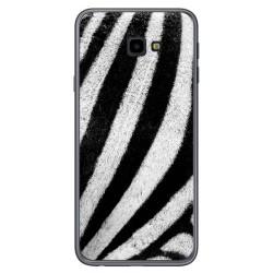 Funda Gel Tpu para Samsung Galaxy J4+ Plus diseño Animal 02 Dibujos