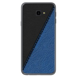Funda Gel Tpu para Samsung Galaxy J4+ Plus diseño Cuero 02 Dibujos