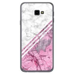 Funda Gel Tpu para Samsung Galaxy J4+ Plus diseño Mármol 03 Dibujos