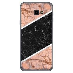 Funda Gel Tpu para Samsung Galaxy J4+ Plus diseño Mármol 07 Dibujos