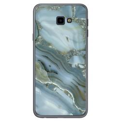 Funda Gel Tpu para Samsung Galaxy J4+ Plus diseño Mármol 09 Dibujos
