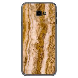 Funda Gel Tpu para Samsung Galaxy J4+ Plus diseño Mármol 10 Dibujos