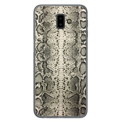 Funda Gel Tpu para Samsung Galaxy J6+ Plus diseño Animal 01 Dibujos