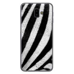 Funda Gel Tpu para Samsung Galaxy J6+ Plus diseño Animal 02 Dibujos
