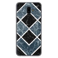 Funda Gel Tpu para Samsung Galaxy J6+ Plus diseño Mármol 06 Dibujos