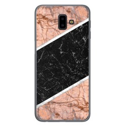 Funda Gel Tpu para Samsung Galaxy J6+ Plus diseño Mármol 07 Dibujos