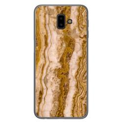 Funda Gel Tpu para Samsung Galaxy J6+ Plus diseño Mármol 10 Dibujos