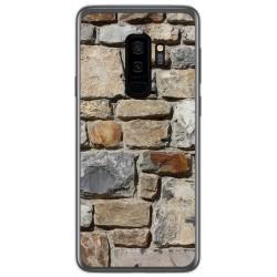 Funda Gel Tpu para Samsung Galaxy S9 Plus diseño Ladrillo 03 Dibujos