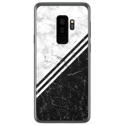 Funda Gel Tpu para Samsung Galaxy S9 Plus diseño Mármol 01 Dibujos