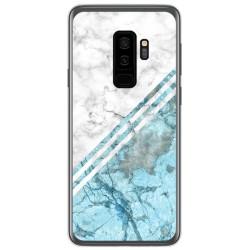Funda Gel Tpu para Samsung Galaxy S9 Plus diseño Mármol 02 Dibujos