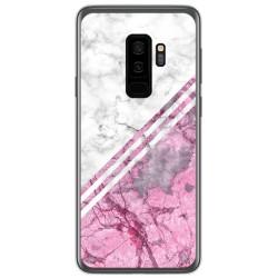 Funda Gel Tpu para Samsung Galaxy S9 Plus diseño Mármol 03 Dibujos