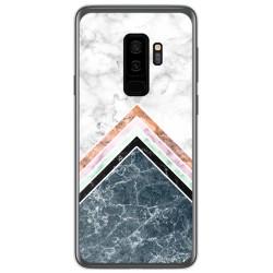 Funda Gel Tpu para Samsung Galaxy S9 Plus diseño Mármol 05 Dibujos