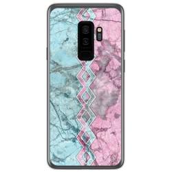 Funda Gel Tpu para Samsung Galaxy S9 Plus diseño Mármol 08 Dibujos