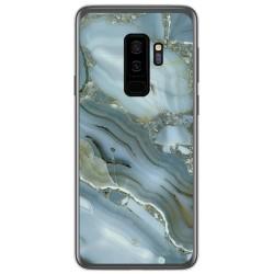 Funda Gel Tpu para Samsung Galaxy S9 Plus diseño Mármol 09 Dibujos