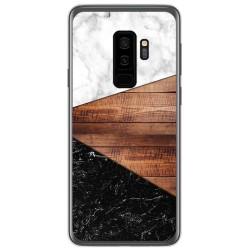 Funda Gel Tpu para Samsung Galaxy S9 Plus diseño Mármol 11 Dibujos
