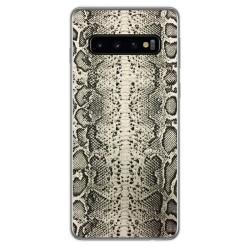 Funda Gel Tpu para Samsung Galaxy S10 diseño Animal 01 Dibujos