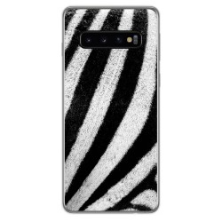 Funda Gel Tpu para Samsung Galaxy S10 diseño Animal 02 Dibujos