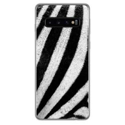 Funda Gel Tpu para Samsung Galaxy S10 diseño Animal 02 Dibujos