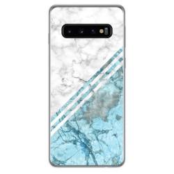 Funda Gel Tpu para Samsung Galaxy S10 diseño Mármol 02 Dibujos