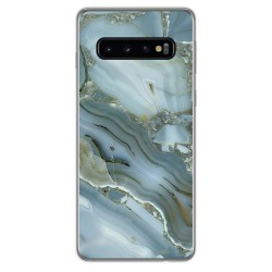 Funda Gel Tpu para Samsung Galaxy S10 diseño Mármol 09 Dibujos