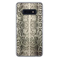 Funda Gel Tpu para Samsung Galaxy S10e diseño Animal 01 Dibujos