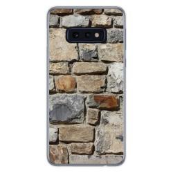 Funda Gel Tpu para Samsung Galaxy S10e diseño Ladrillo 03 Dibujos