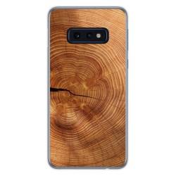 Funda Gel Tpu para Samsung Galaxy S10e diseño Madera 04 Dibujos
