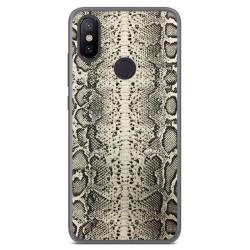 Funda Gel Tpu para Xiaomi Mi 6X / Mi A2 diseño Animal 01 Dibujos