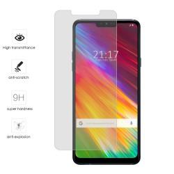Protector Cristal Templado para LG G7 Fit Vidrio