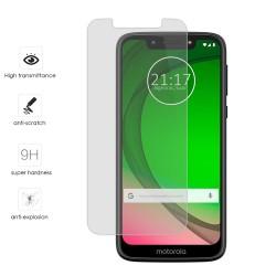 Protector Cristal Templado para Motorola Moto G7 Play Vidrio