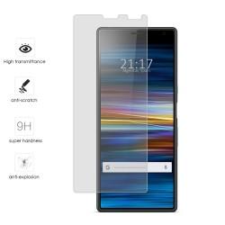 Protector Cristal Templado para Sony Xperia 10 Plus Vidrio