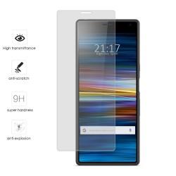 Protector Cristal Templado para Sony Xperia 10 Vidrio