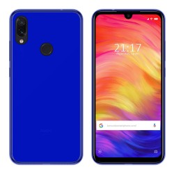 Funda Gel Tpu para Xiaomi Redmi Note 7 Color Azul