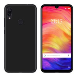 Funda Gel Tpu para Xiaomi Redmi Note 7 Color Negra