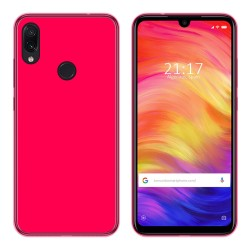 Funda Gel Tpu para Xiaomi Redmi Note 7 Color Rosa