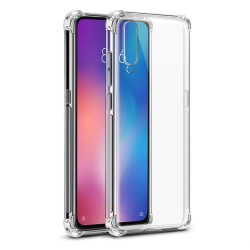 Funda Gel Tpu Anti-Shock Transparente para Xiaomi Mi 9